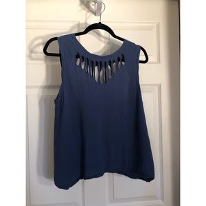 Urban Outfitters Slit Tee